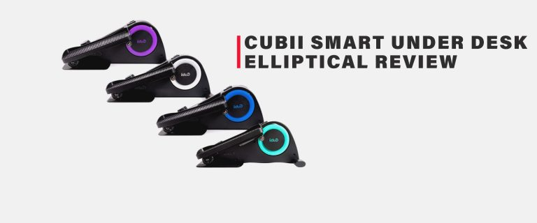 Cubii Smart Under Desk Elliptical Review