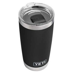 YETI rambler 20 oz review - black 4evafit.com