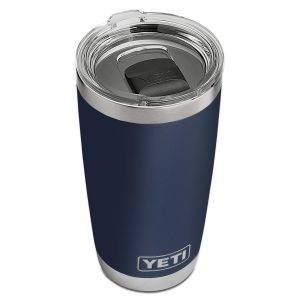 YETI rambler 20 oz review - 4evafit.com black