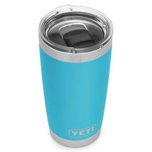 YETI rambler 20 oz review -Reef Blue 4evafit.com