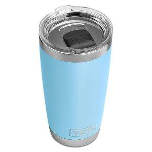 YETI rambler 20 oz review -Sky Blue 4evafit.com