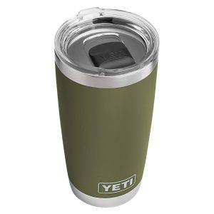 YETI rambler 20 oz review - Olive Green 4evafit.com
