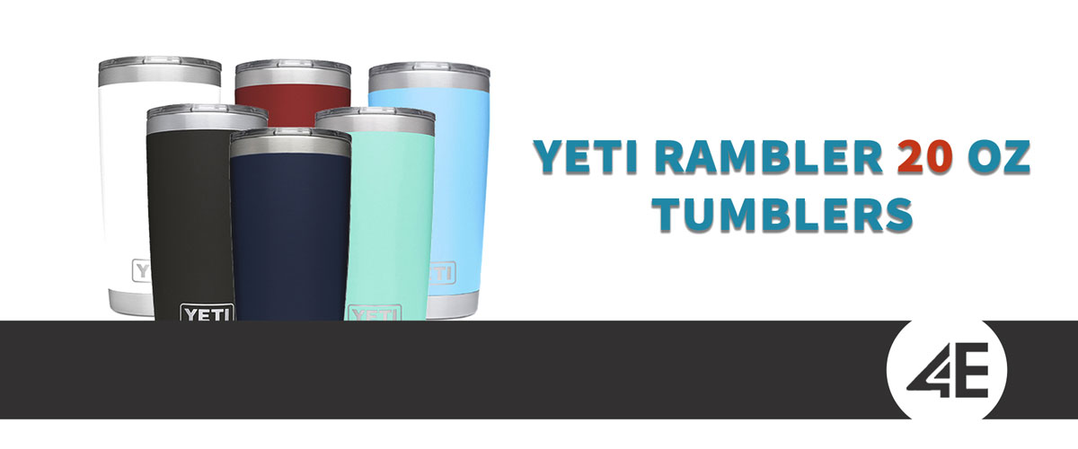 Amazon.com YETI Rambler 20 oz Tumbler
