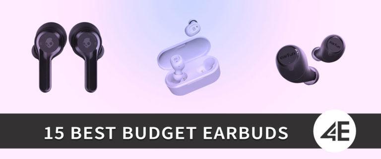 15 Best budget earbuds 2020