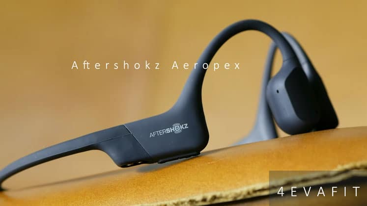 Aftershokz Aeropex review - Better Than Treks Air & Titanium