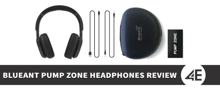BlueAnt Pump Zone Headphones Wireless   Review