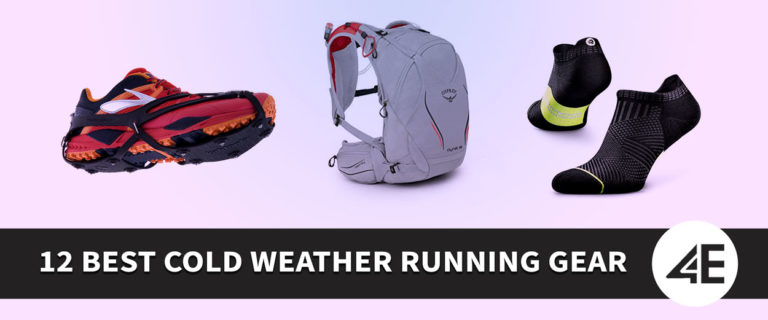 12 Best Cold Weather Running Gear [2020]