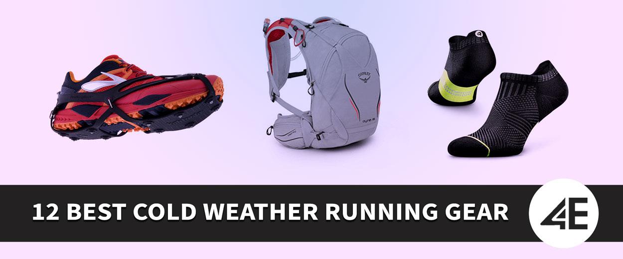 12 Best Cold Weather Running Gear