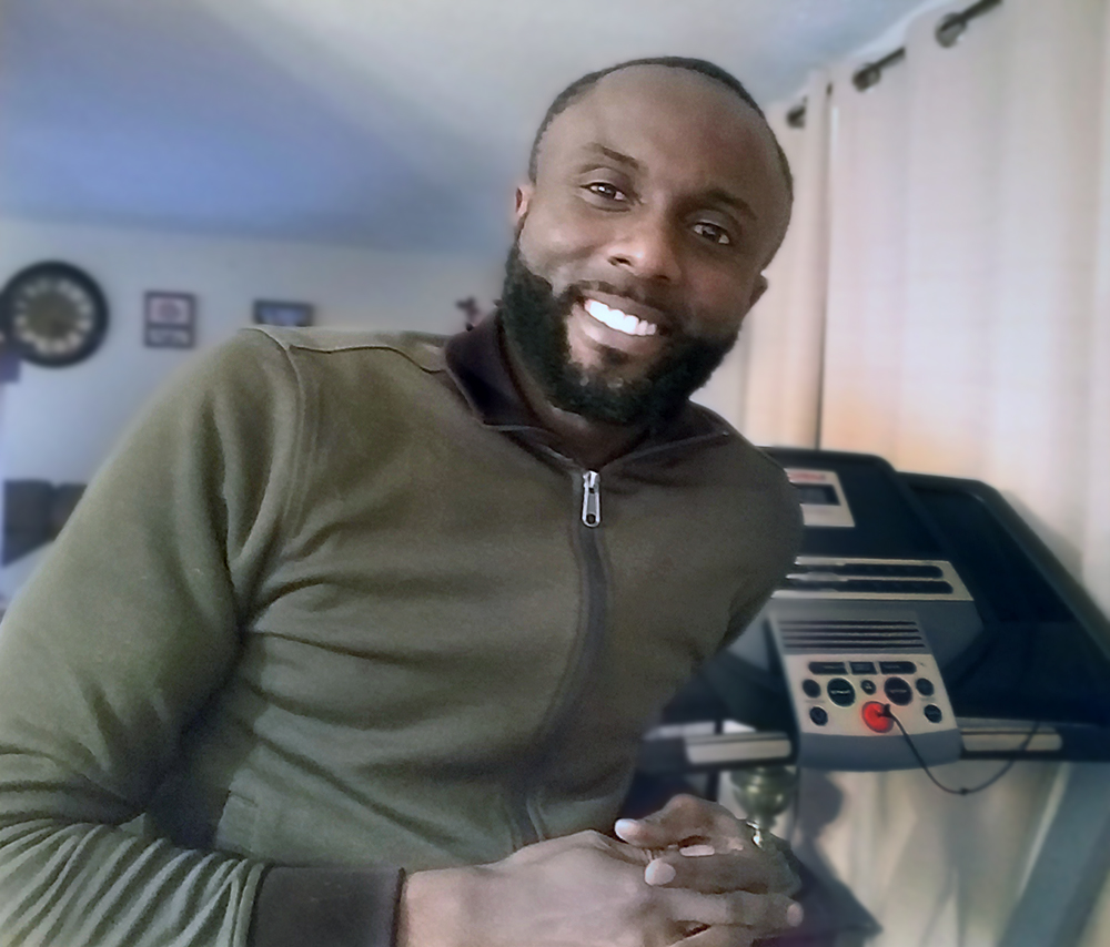 Daniel Amankwah 4evafit lifestyle