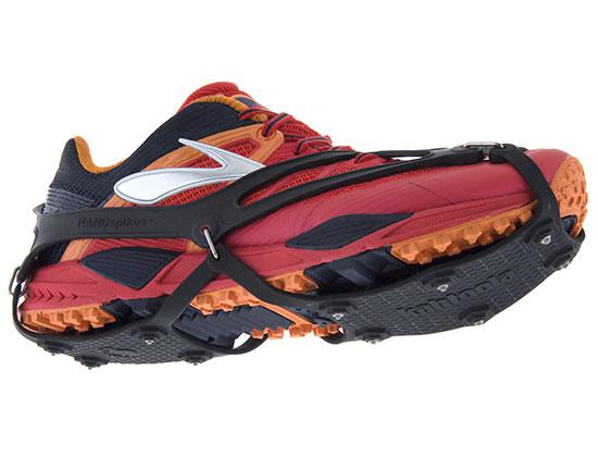 Kahtoola NANOspikes best cold weather running gear