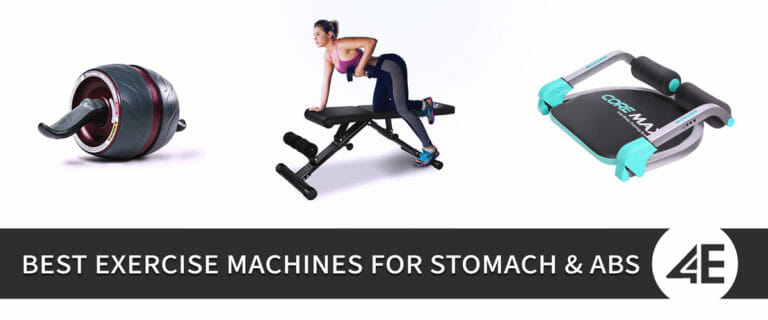 10 Best Exercise Machine For Stomach & Abs [2021]
