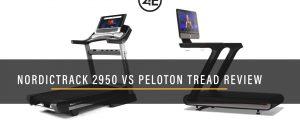 NordicTrack 2950 vs Peloton Tread Review