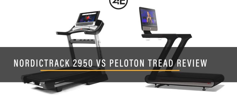 NordicTrack 2950 vs Peloton Tread Review - My experience, opinions & review