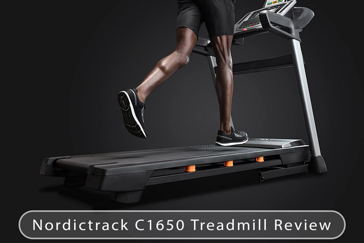 Nordictrack C1650 Treadmill Review - Best For Running At Home