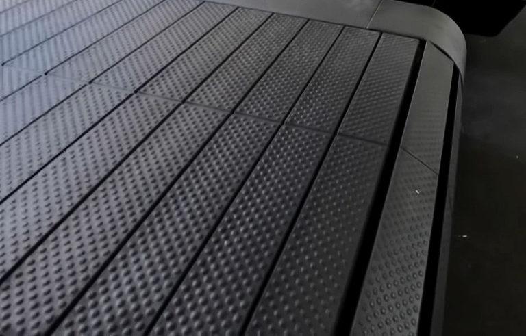 Peloron Treadmill Deck