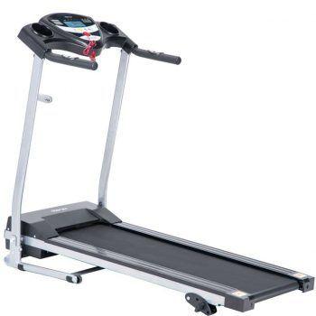 Merax MS020307BAA JK1603E Easy Assembly Folding Electric Treadmill