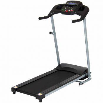 800W Portable Folding Electric Motorized Treadmill