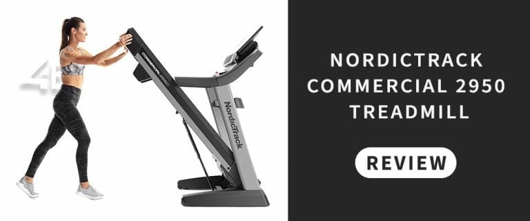 NordicTrack Commercial 2950 Treadmill: Best Review 2020