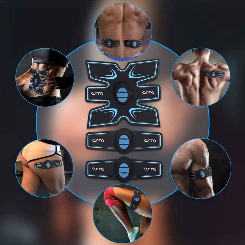 OSITO Abs Stimulator Muscle Toner
