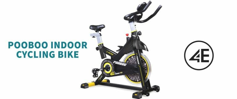 Pooboo Indoor Cycling Bike Review | Best Exercise Bike