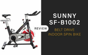 sunny-sf-B1002-Spin-Bike-Review