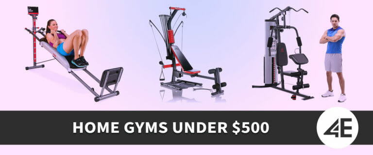10 Best Cheap Home Gyms Under $500 (2021 update)