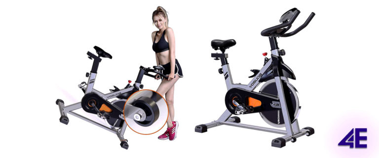 Best Indoor Cycling Bike Under $350 – YOSUDA Spin Bike Review