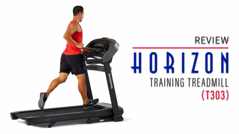Horizon T303 Treadmill Review (2021 Update)