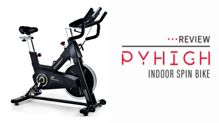 PYHIGH S7 Indoor Cycling Bike Review [2021]