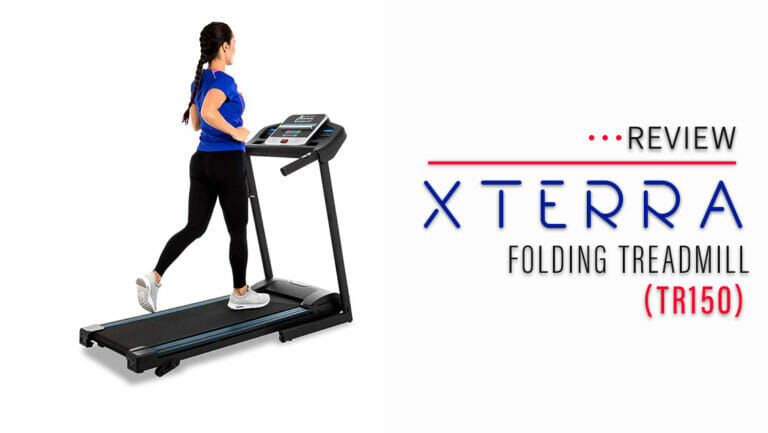 Awesome XTERRA TR150 Folding Treadmill Review [2021]