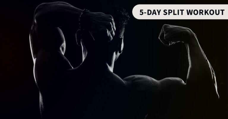 Bodybuilding Workout Routine 5 Days Split