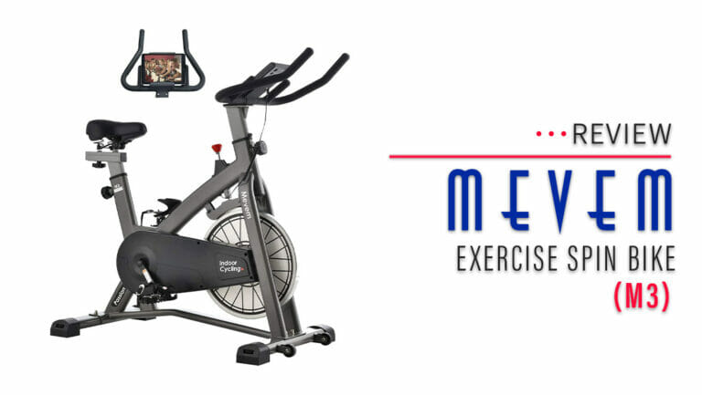 MEVEM M3 Indoor Spin Bike Review (2021 Update)