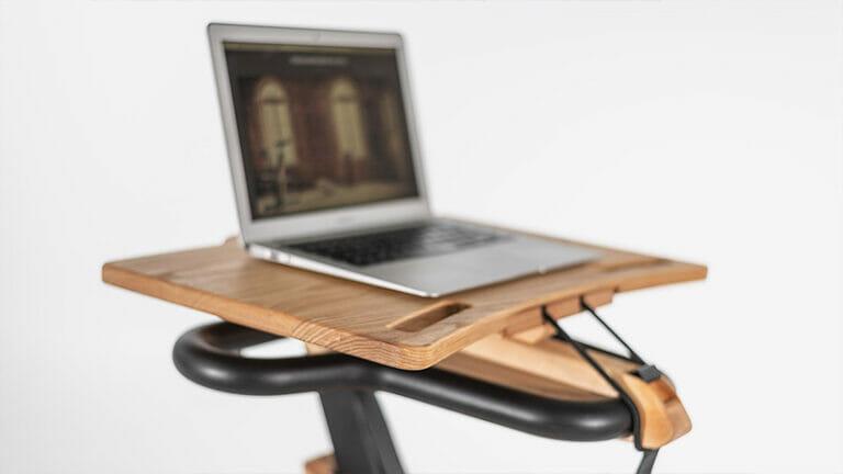 NOHrD-Indoor-Exercise-Bike-laptop-stand