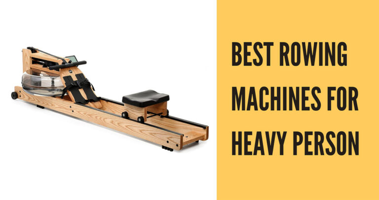 Best-Rowing-Machines-for-Heavy-Person