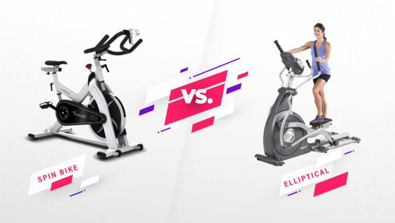 Elliptical vs Bike – Best Exercise Machines [2021]