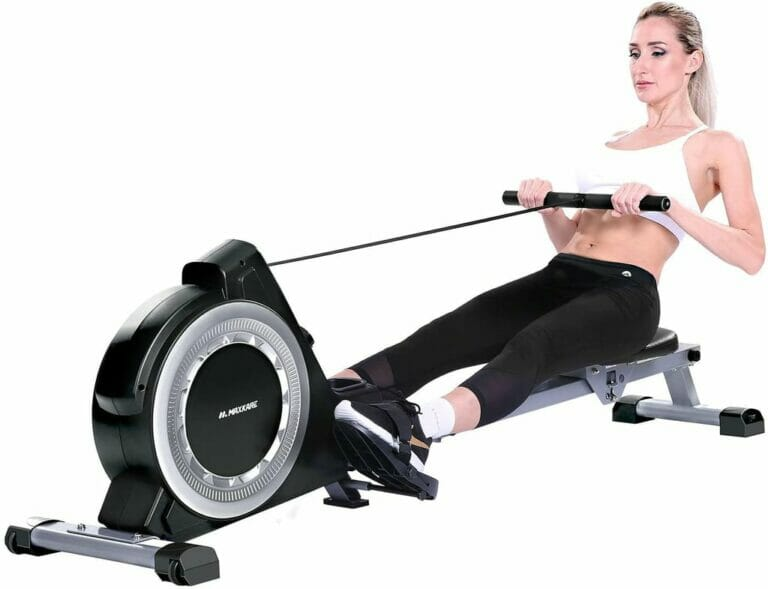 MaxKare-Magnetic-Folding-Rowing-Machine