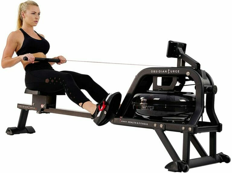 Sunny Health & Fitness Obsidian Surge 500 rowing machine