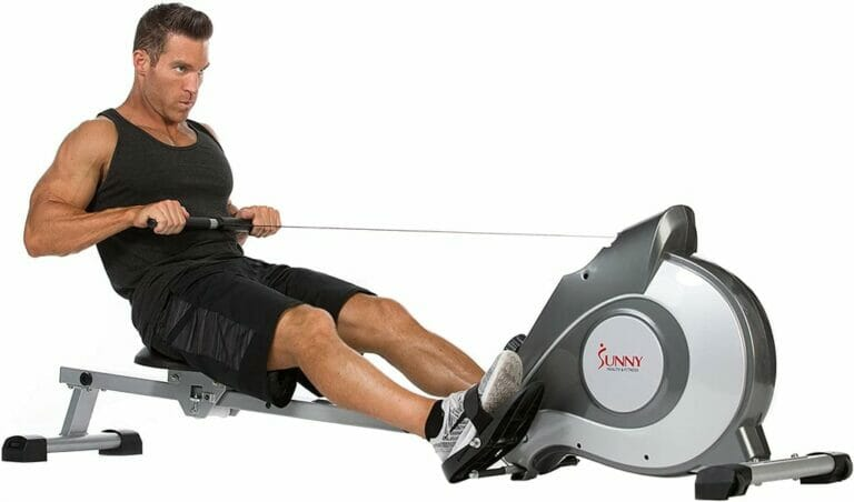 Sunny-Health-Fitness-SF-RW5515-Magnetic-Rowing-Machine