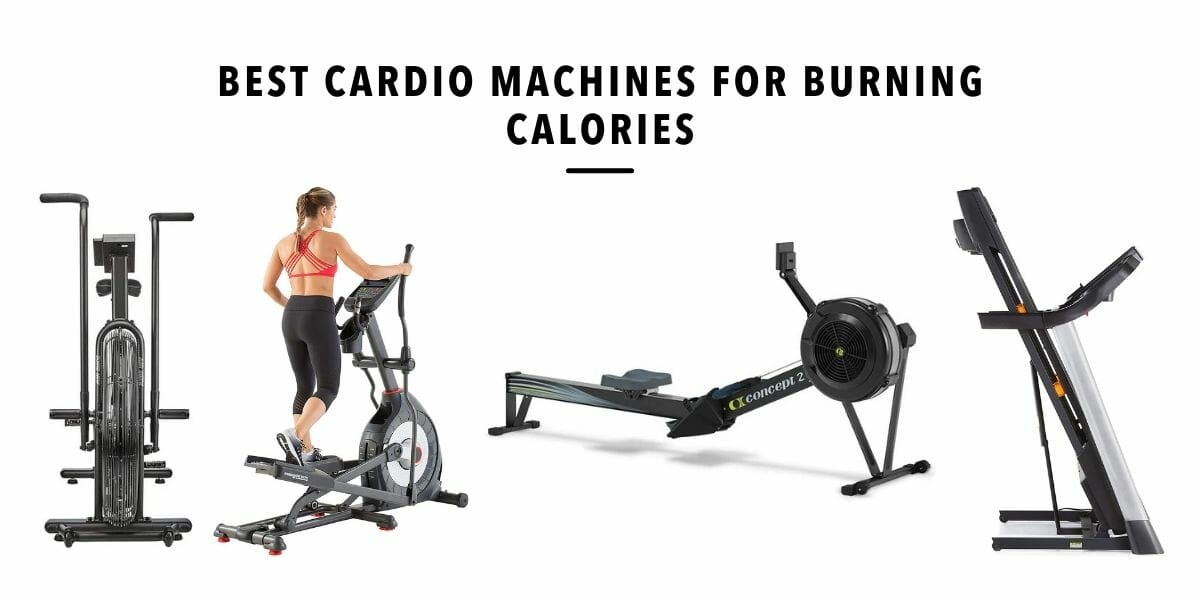 Best Cardio Machines for Burning Calories