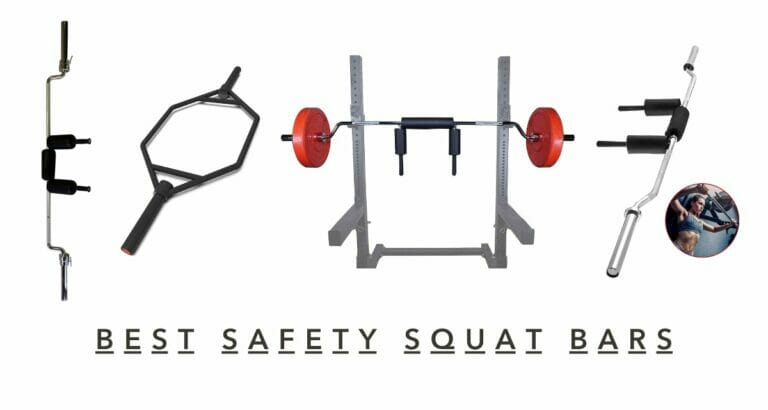 7 BEST Safety Squat Bars You Can Buy on Amazon