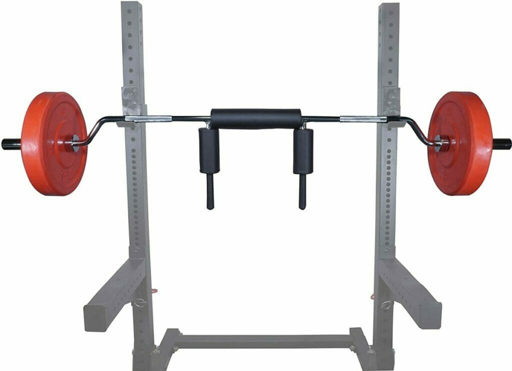 Titan Fitness Safety Squat Olympic Bar