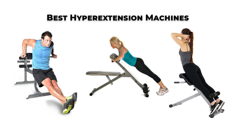 5 Best Hyperextension Machines for Home Use (2021 update)
