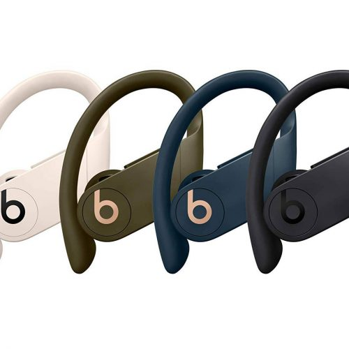 Beats PowerBeats Pro (best bass).